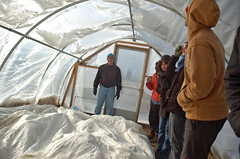 "Hoop House Interior w/ Row Covers <a style=""margin-left:10px; font-size:0.8em;"" href=""http://www.flickr.com/photos/91915217@N00/11283303893/"" target=""_blank"">@flickr</a>"