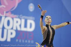 090 (General Artist (Takayuki Murakami)) Tags: world italy cup italia gymnastics pesaro rhythmic ginnastica ritmica 2013