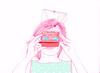 mira (Daniele Diório) Tags: illustration design dani mira ilustração traço publicação diório