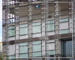 Tufcoat shrink wrap encapsulation of reinforced concrete formwork St Pancras Square Project4