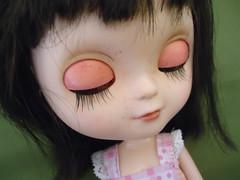 Painted Lids ~ New eyelashes