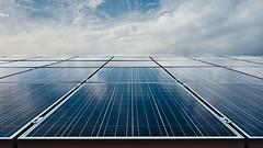 Photovoltaik (Setekh81) Tags: blau dach bau photovoltaik