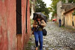 Colonia - Uruguay (Carlitos) Tags: southamerica sarah uruguay colonia sudamerica coloniadelsacramento