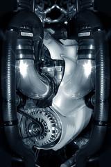 Biomechanical 2 (Tau Zero) Tags: automobile heart engine pump biomechanical biomechanic digitalmirror
