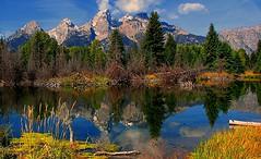 Grand Teton National Park (udbluehens) Tags: grandtetonnationalpark schwabacherslanding grandtetonpool grandtetonfallcolors