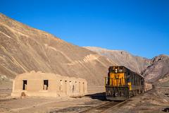 Derelict depot (arcadia1969) Tags: chile trains ten railways ferronor portrorillos