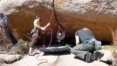 Enchanted Rock (PaddyMurphy) Tags: pink rock climb texas climbing granite fredericksburg enchanted enchantedrock