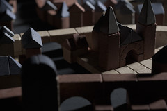 Play (1) (study) (Joeri van Veen) Tags: city church cityscape play cathedral buildingblocks