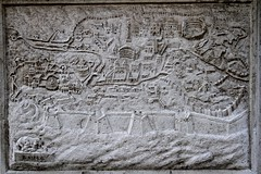 R O M A (patrizia_ferri) Tags: rome roma mappa pietra venezia pianta spqr marmo bassorilievo citta cittaeterna