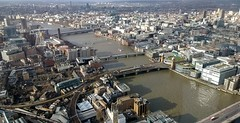 View from The Shard (Abi Skipp) Tags: london thames bttower stpaulscathedral shard