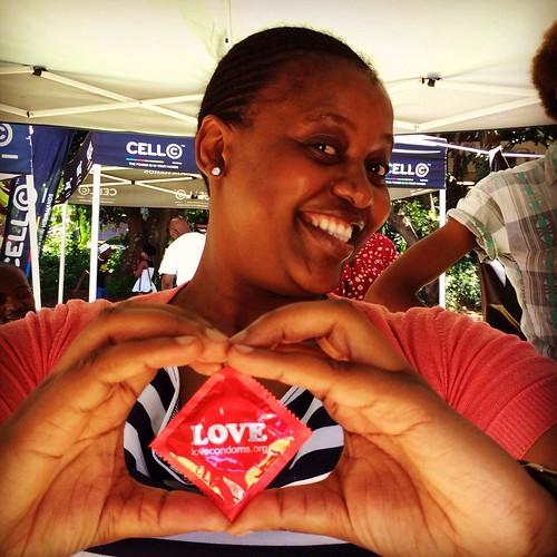 International Condom Day 2014: South Africa