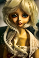 Goldie (alington) Tags: tan suntan bjd goldie limitededition abjd crazylady foc peakswoods fairyofcolor