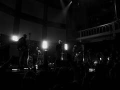IMG_8573_EDIT_BW (Kimmo de Gooijer) Tags: eye amsterdam concert oasis gallagher liam concertphotography beady paradiso liamgallagher beadyeye lastfm:event=3746342