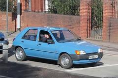 1989 Ford Fiesta 1.1 L