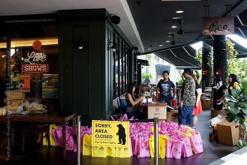 Twestival Kuala Lumpur 2013 - goody bags