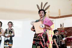 _NRY5428 (kalumbiyanarts colors) Tags: sabah cultural dayak murut murutdance kalimaran2104 murutcostume sabahnative