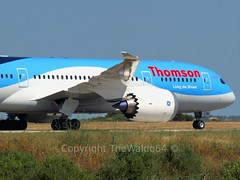 G-TUIA (Menorca LEMH-MAH) (TheWaldo64) Tags: thomson boeing mah menorca b787 dreamliner b7878 lemh thomsonairways gtuia