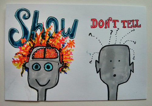 Show, don't tell by psd, on Flickr