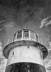 Cape Point Lighthouse (manuela.martin) Tags: blackandwhite bw lighthouse southafrica capepoint südafrika schwarzundweis