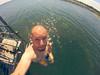 Jumps på sneglen (magnifik) Tags: hero københavn amb amager badning gopro pederenøe sneglen