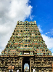 Gopuram (Rvvind) Tags: phew whatatrip courtrallam