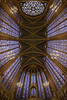 Sainte chapelle (Photo-LB) Tags: paris france texture motif architecture nikon capitale chapelle saintechapelle plafond samyang fisheeye samyang12mm