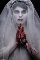 IMG_9180 (m.acqualeni) Tags: santa roses white fleur strange rose lady fleurs dark blood sainte noir none spirit mort femme ghost gothic goth des muerte sombre manuel dame blanche manu sang fille gothique fond fantme sans fantome horreur priere nune prire acqualeni
