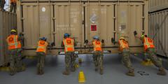 170308-N-YV613-0330 (U.S. Pacific Fleet) Tags: naval cargo handling battalion ordnance navalbaseguam guam gu
