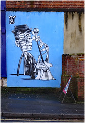 Alternative Oxford 2 (donbyatt) Tags: oxford cowleyroad streetart nurals urbanwalls spraycans graffiti sepr