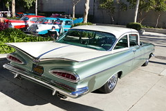 1959 chevrolet (bballchico) Tags: 1959 chevrolet saturdaydrivein grandnationalroadstershow gnrs2017 carshow