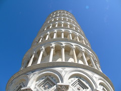 Leaning Tower (Oxford Murray) Tags: pisa leaningtower tuscany italy medieval heritage worlderitage holiday bluesky
