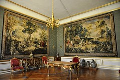 Munich (Alemania). Residenz. Dormitorio de la Princesa Electora (santi abella) Tags: munich münchen baviera bayern alemania germany palacioresidenzdemunich tapices