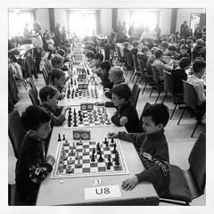 Atmosphäre pur. #Schach #Turnier (alexebel) Tags: instagram iphone4