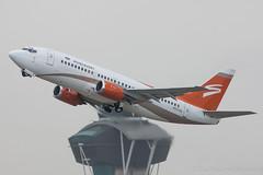 Boeing 737-400 Swift Air N531AU cn 24478/1743 (Guillaume Besnard Aviation Photography) Tags: lax klax losangeles losangelesinternationalairport plane planespotting canoneos eos1dsmarkiii canoneos1dsmarkiii canonef500f4lisusm boeing737400 swiftair n531au cn244781743 boeing737
