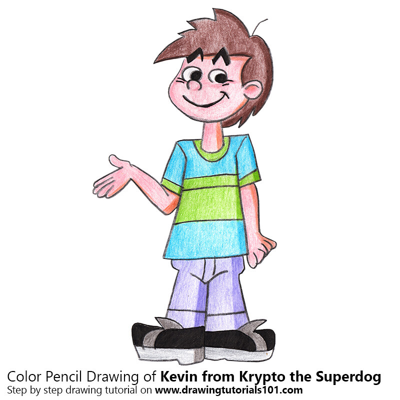 superman and superdog coloring pages - photo#30