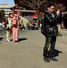 Tokyo Asakusa Sensō-ji (金龍山浅草寺 Kinryū-zan Sensō-ji) Buddhist Temple Geisha (芸者) or Geiko (芸子) (3) (Bruce Allardice) Tags: japan tokyo asakusa sensōji 金龍山浅草寺 kinryūzan buddhist temple shrine geisha 芸者 geiko 芸子