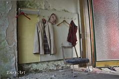 DSC_0468-1 (Enri-Art) Tags: lostplace vergänglich verlassen irgendwo abandoned verfall