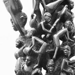 IMG_1965 (mrwalli) Tags: art faces wood treeoflife mkonde carving village family generations tanzania