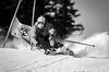 Dominique (La Pom ) Tags: combloux flêche compétition descente géant moniteur ouvreur porte piste stade rodhos ski