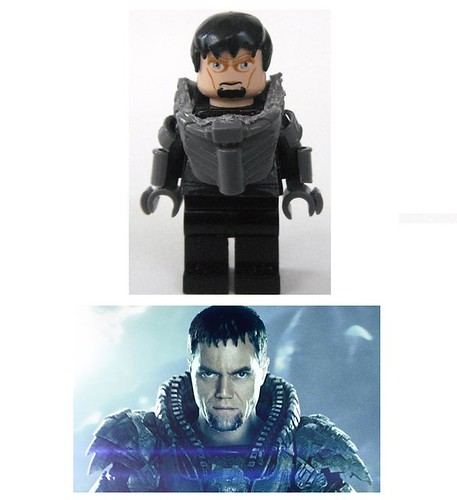 general zod lego batman 2 - photo #13