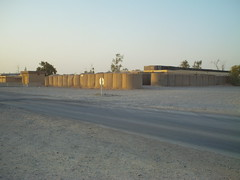 Hesco Barrier (ibgrunt) Tags: iraq cob speicher tikrit