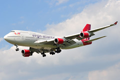 "G-VWOW ""Cosmic Girl"" (G-VWKD) Tags: heathrow virgin boeing 747 virginatlantic heathrowairport cosmicgirl virginatlanticairways gvwow"