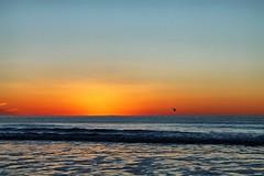 (andremac83) Tags: costa sun sol argentina dawn mar buenosaires alba playa amanecer olas hdr oceano gabiota lastoninas