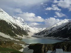 Saif ul Maluk Lake (Sayed Abdullah Hussain) Tags: lake saifulmaluk saifulmalook