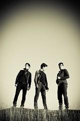 SBD8 (PaulGibsonPhoto) Tags: sunset sky music rock evening promo nikon dusk country group band oxford indie late trio tamron warwickshire banbury burtondassett avondassett d7000 thescholars dassetthills
