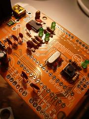 2013-06-30 15.17.35 (indiamos) Tags: electronics circuitboard freeduino