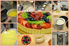 fruit tarte (IHP) Tags: summer cake fruit wisconsin french cafe nikon do berries cream it class madison butter bakery pastry learning vanilla making yourself tarte sourdough d600 352