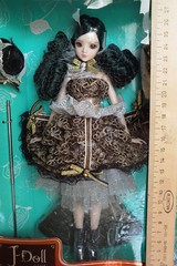 "J-Doll CARRER DE MONTCADA J-616 Jun Planning 9"" fashion poseable Pullip Groove (Nasha_Masha) Tags: fashion de j doll 9 planning groove pullip carrer jun 616 montcada poseable jdoll j616"