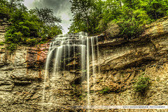 Fall Creek Falls (Nathan Kozuch) Tags: nature canon landscape photography rainyday hiking tennessee waterfalls nd streams hdr fallcreekfalls ef24105mmf4lisusm canonef24105mmf4lisusm canon6d