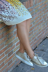 DSC_2436 (Fashion and Lifestyle Blog) Tags: summer italy look fashion yellow glitter necklace blog outfit butterflies style happiness jewelry bracelet accessories collar prada miumiu balenciaga streetstyle pradashoes magazzinidelsale fashionblogger miumiubags pradasneakers melissacabrini